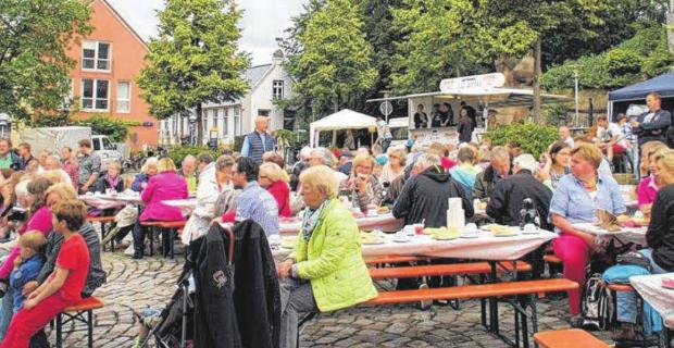 Im August zweite Auflage des Bentheimer Bürgerbrunches