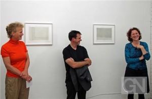 Ausstellung im Haus 34A eröffnet