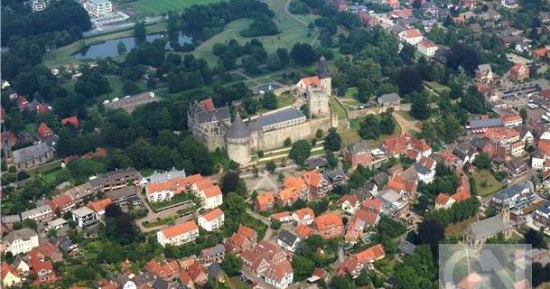 Bad Bentheim als Inspiration für Künstlerbuch