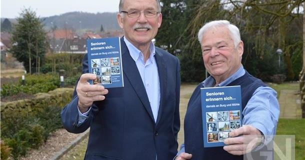 Seniorenbuch: Zeitreise durch die Obergrafschaft