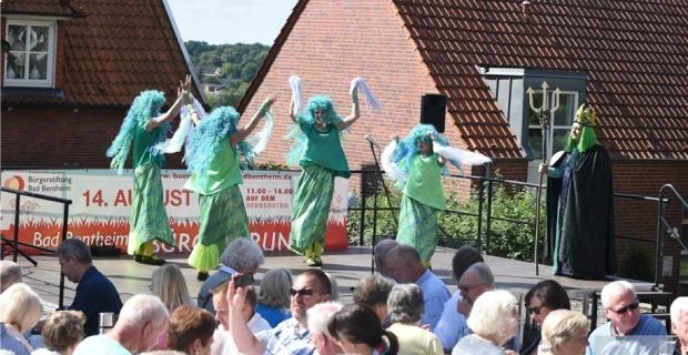 Gute Ideen für Bad Bentheim fördern
