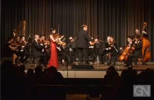 Syrisches Exil-Philharmonieorchester begeistert im Forum