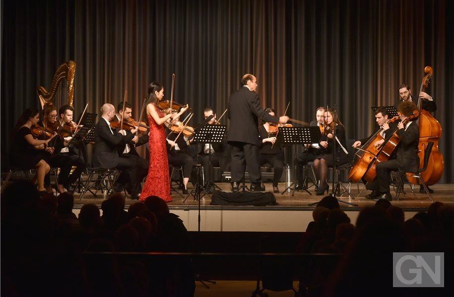 Zuwendung Syrian Expat Philharmonic Orchestra