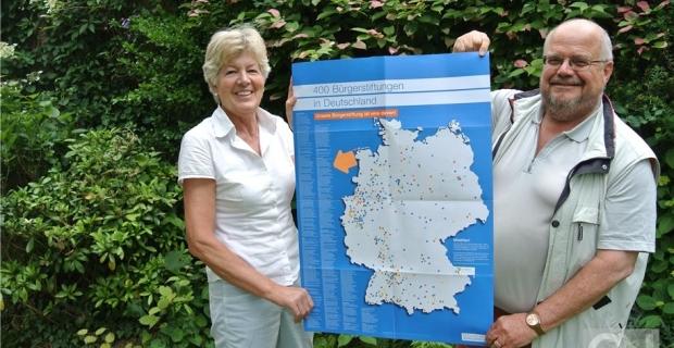 100 Stifter unterstützen die Bürgerstiftung in Bad Bentheim