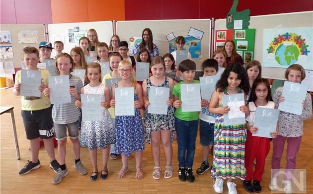 Gewinner des Jugendkunstpreises ausgezeichnet