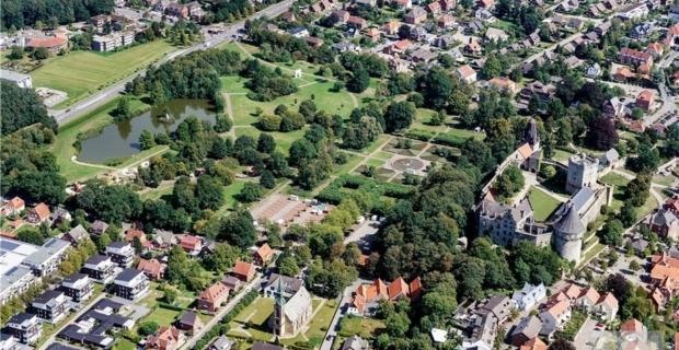 Pläne für Bad Bentheimer Schlosspark-Update genehmigt