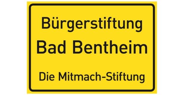 Machen Sie mit bei der Bürgerstiftung Bad Bentheim