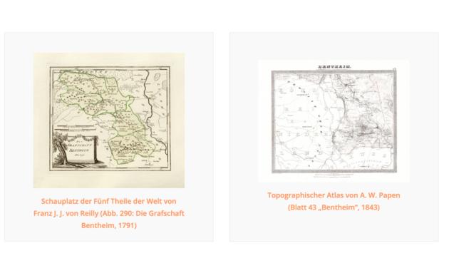 Erweiterung der Landkarten-Sammlung!